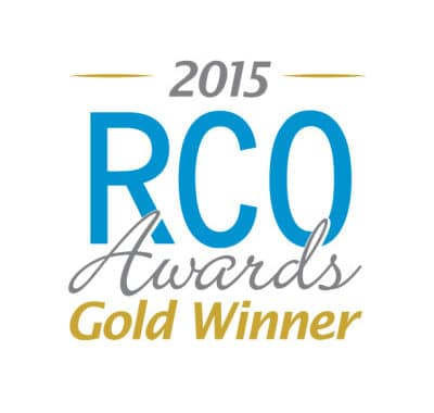 Green Standards Wins Gold At RCO Awards Gala!